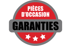 pieces d'occasion garanties